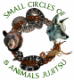 Small Circles of 5 Animals Jujitsu